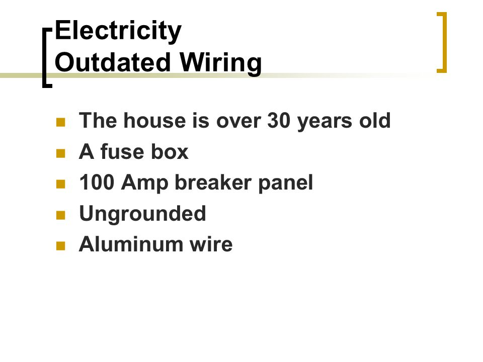 electricity for kitchens baths ppt electricity outdated wiring