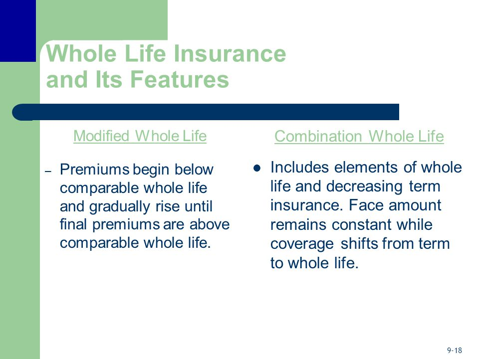 The importance of insurance and its features