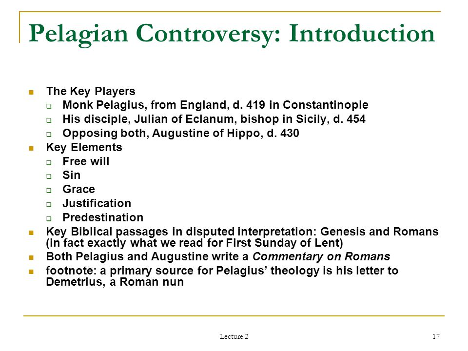 pelagius commentary on romans pdf