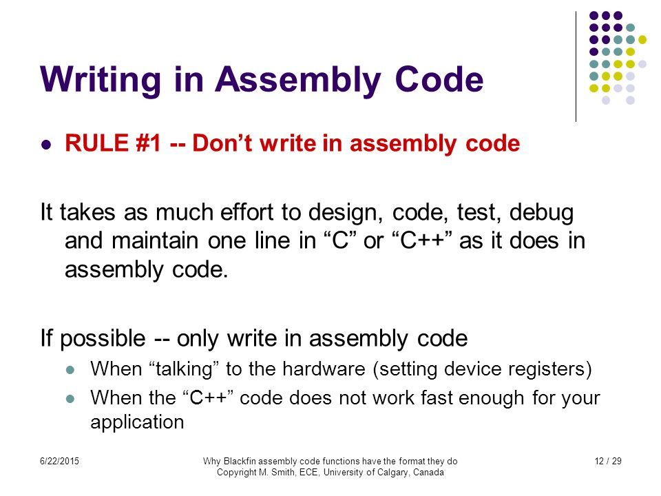 assembly format Sunos 5x assembly file format chapter 5 describes the relationship between  hardware instructions of the sparc architecture and the assembly language.