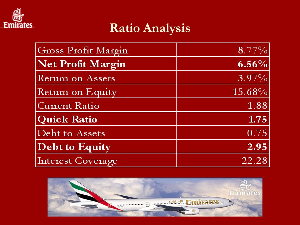 emirates airline financial analysis Airlines like emirates have tens of thousands of staff and try and plan for every but from a financial perspective these are not numbers you would see.