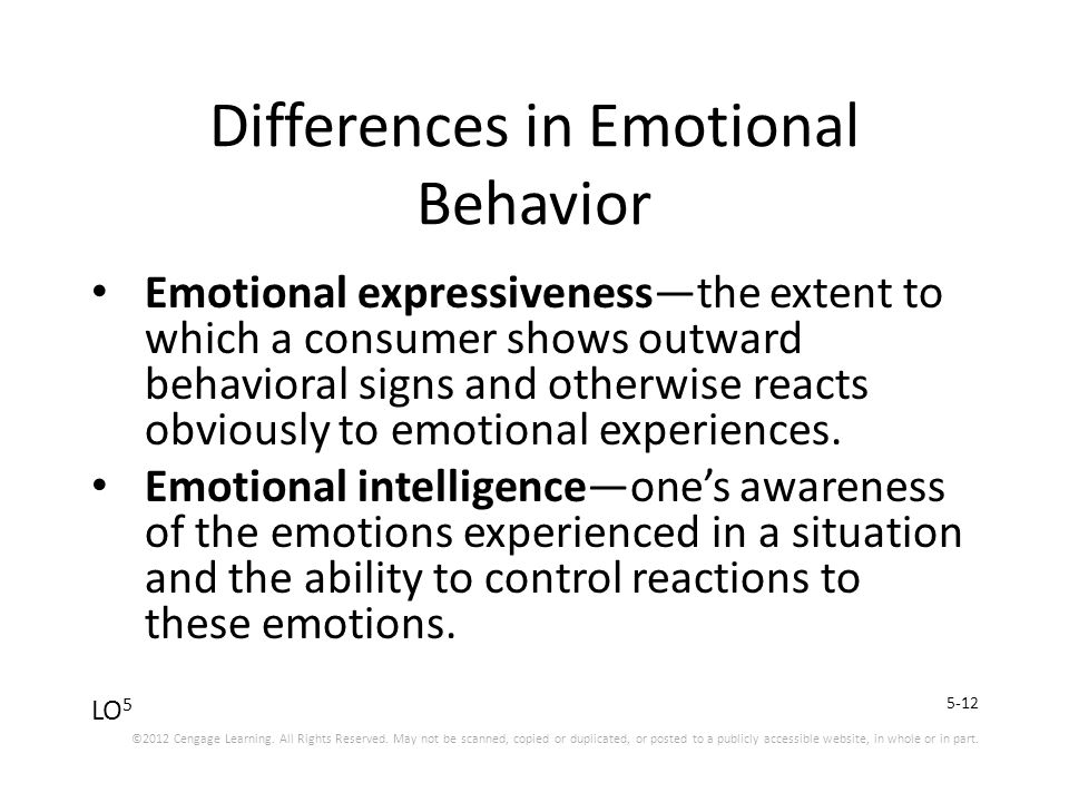motivation emotion and behavior Overview of chapter 9: motivation and emotion motivation is the study of the activation, direction, intensity, and duration of behavior that covers a broad territory why do you make the decisions you make.