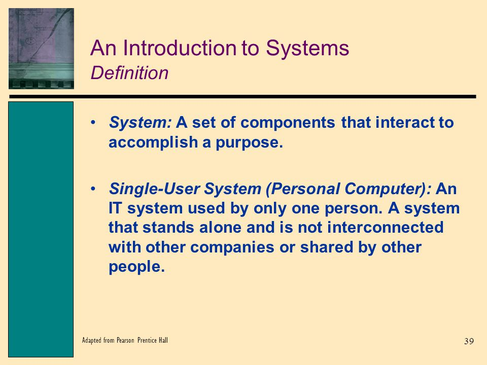 introduction to information systems 3rd edition pdf