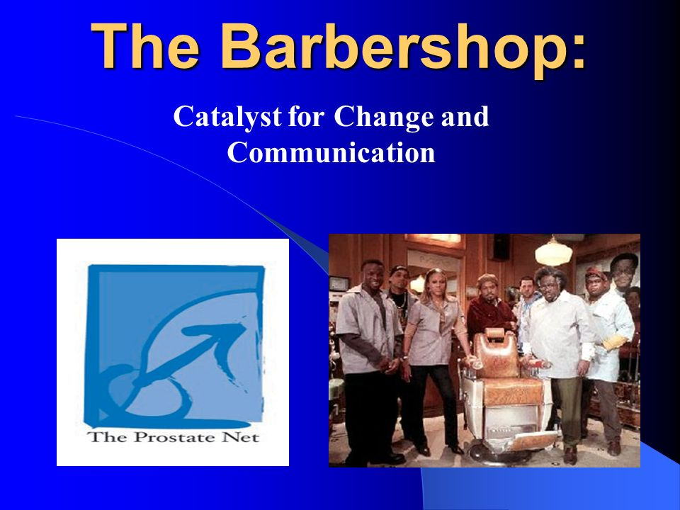 Catalyst for Change and Communication