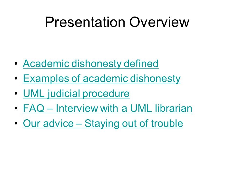 academic dishonesty 2 Action plan: maintaining academic honesty academic dishonesty is a serious issue for anyone regardless of the discipline they are pursuing or the contextual factors it undermines the quality of the end product such as the services that the person engaging in academic dishonesty will provide in the future.