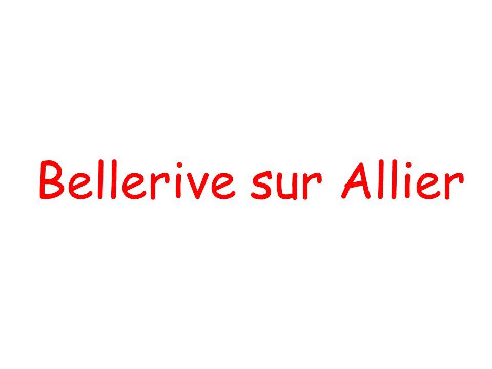 Bellerive sur Allier