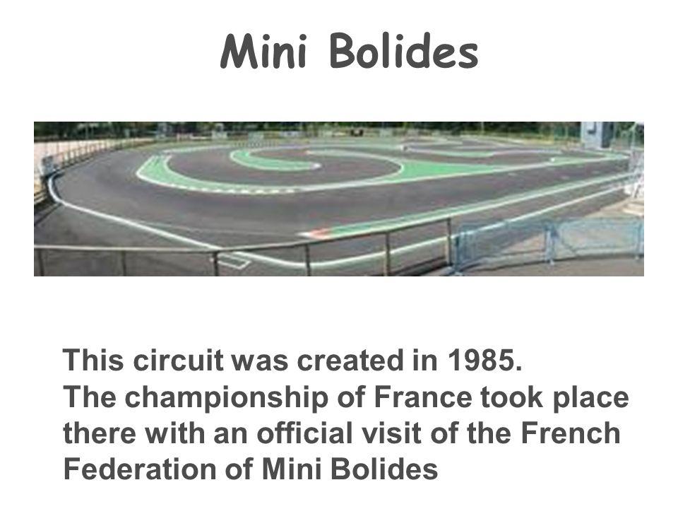 Mini Bolides