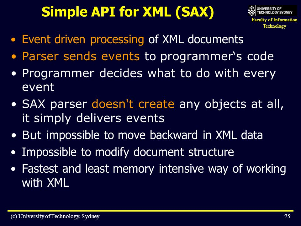 Introduction to XML V7 march ppt download – Xml Programmer