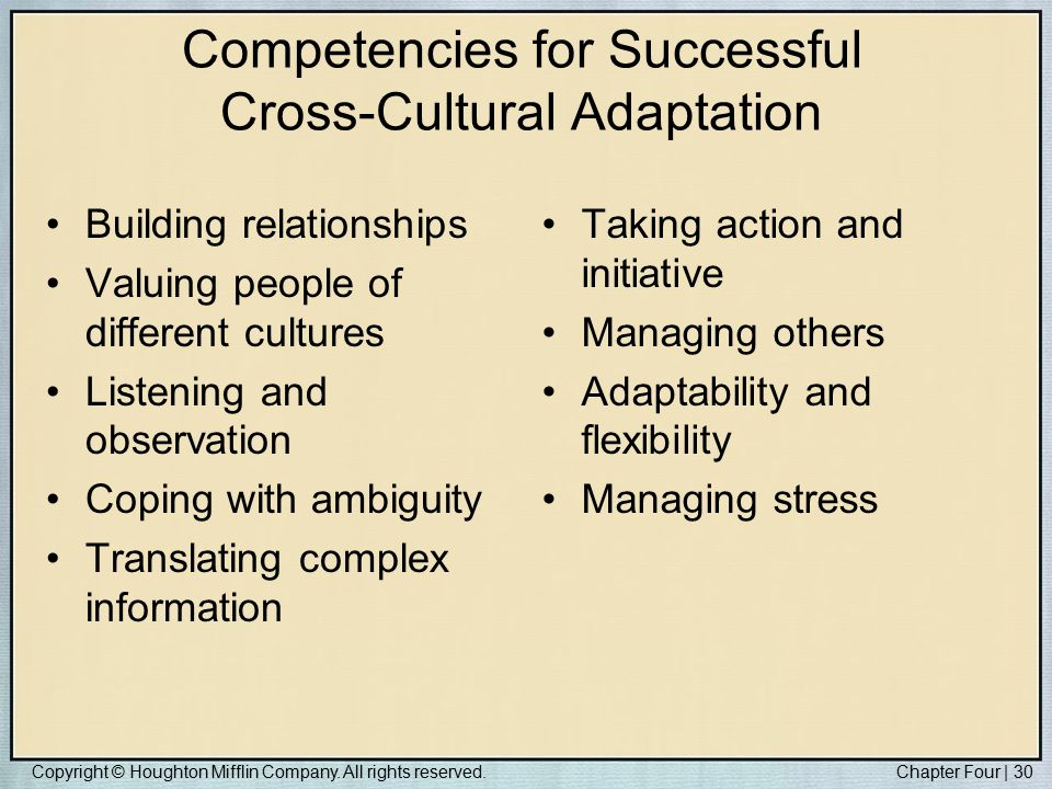cross cultural analysis of building an effective Hypothesis 2 where the mediation by the value of diversity (des) between the relationship of effective diversity management and work engagement was tested and the overall model was fully supported the mediation was strong on three dimensions (trust, cultural competence, and respect), though not all.