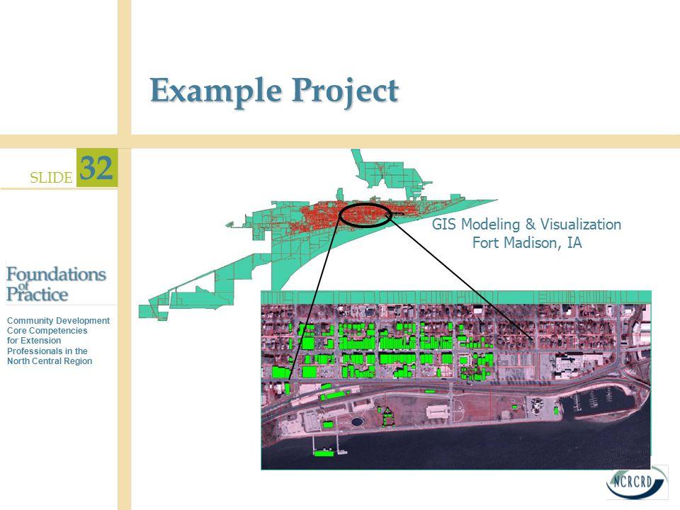 GIS Modeling & Visualization Fort Madison, IA