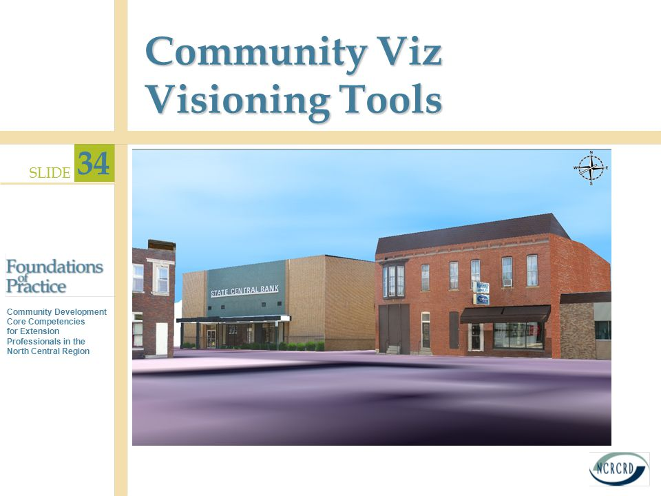 Community Viz Visioning Tools