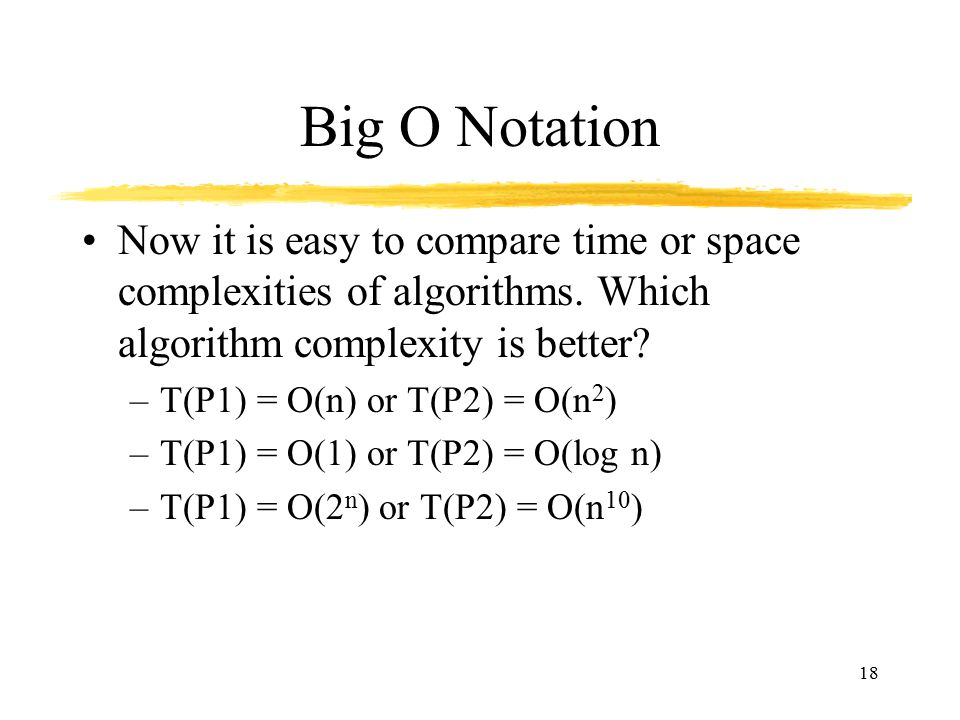 time and space complexity of algorithms pdf