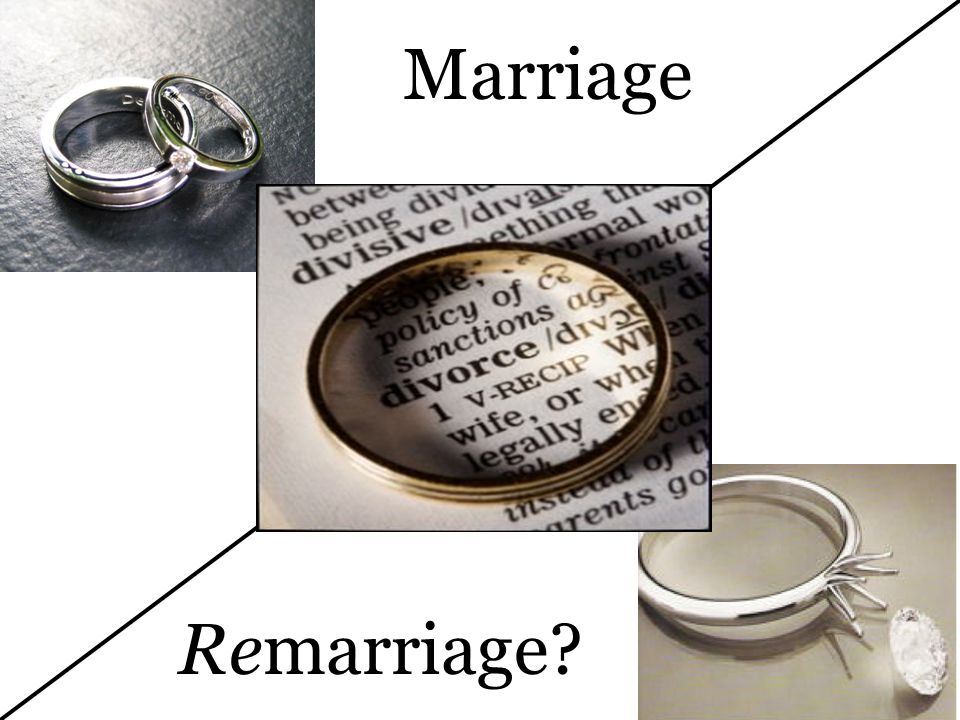 Marriage Remarriage