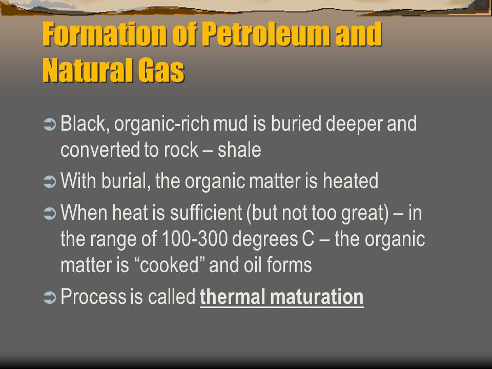 Formation and Distribution - ppt download