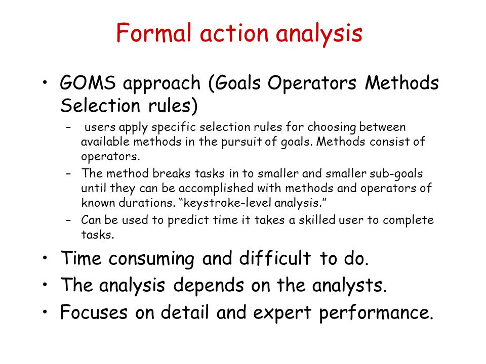 formal analysis of a movie View film analysis from comm 1003 at university of arkansas film  analysis: what constitutes a formal analysis of film o an analytical approach.