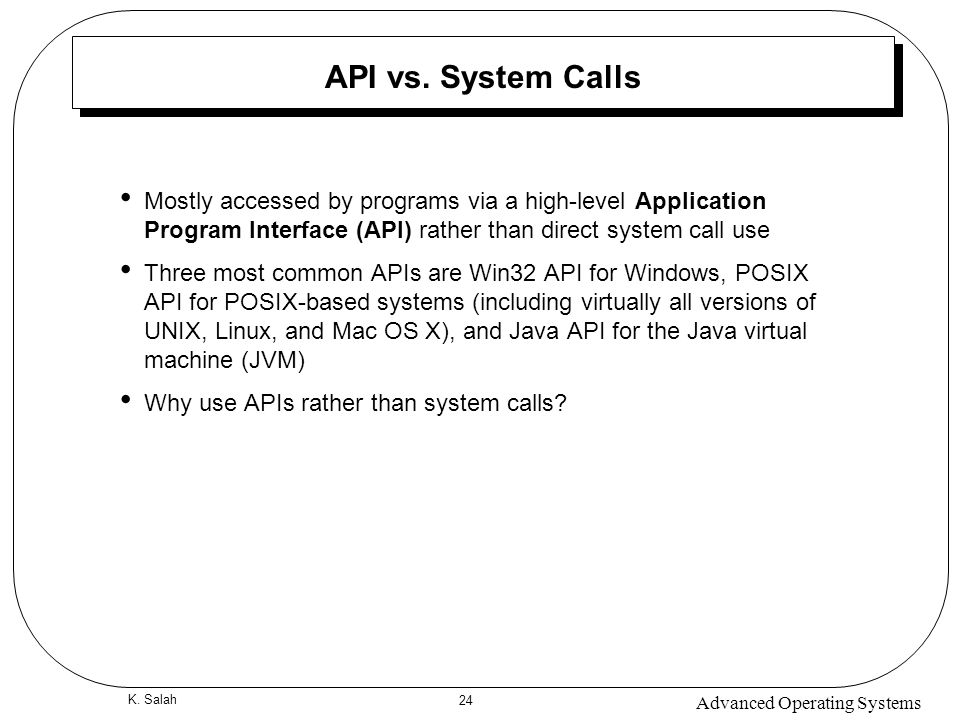 win32 api and posix api comparison Application apis, system calls, and library routines  25 system  calls   working with shared libraries from a windows host  57  26  4111 comparison of posix and vxworks semaphores.
