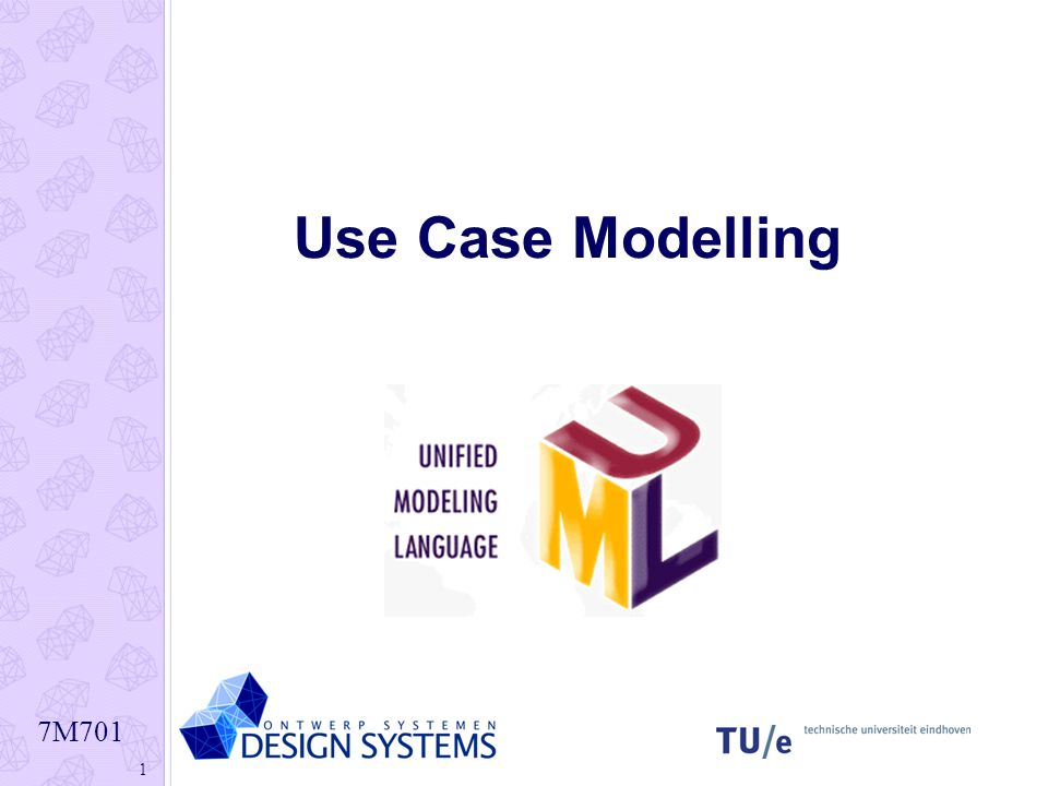 Use Case Modelling
