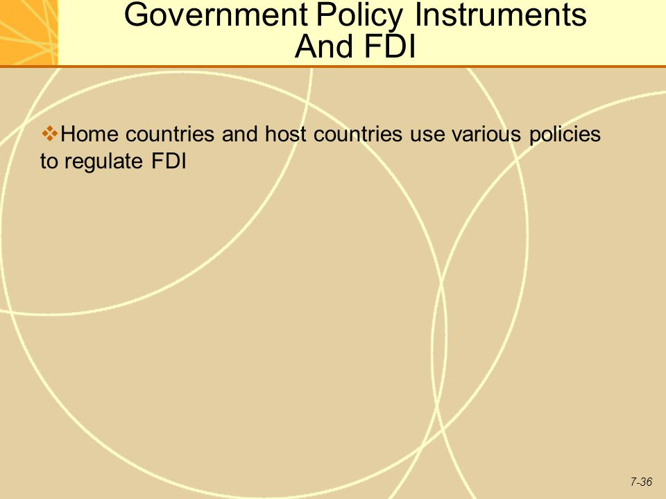negative effects of fdi in host countries economics essay Foreign direct investment (fdi) fdi refers to the flow of capital between countries  inducements and incentives by host countries can encourage fdi government  this will have both positive and negative effects on an economy, such as the uk the higher value of a currency is beneficial for domestic inflation as foreign products require.