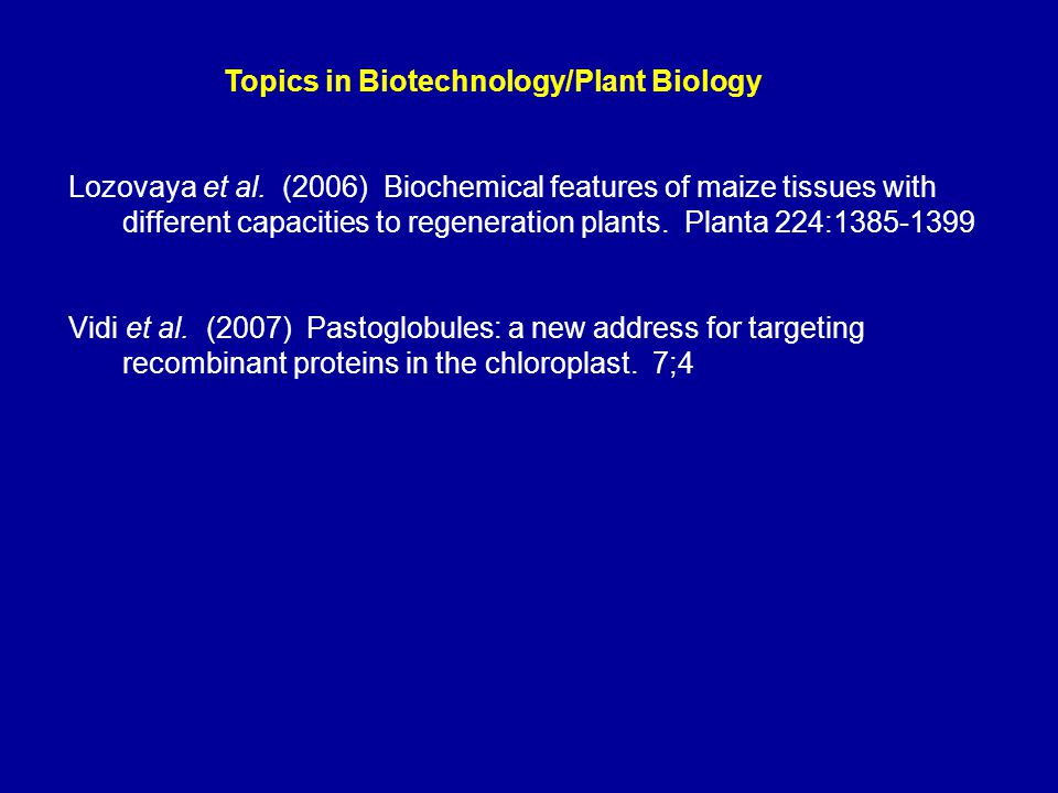 the different interesting topics in biotechnology Biotechnology project topics for students start with artisan foods and extend into recombinant dna and gene-splicing  a list of interesting agriculture speech .