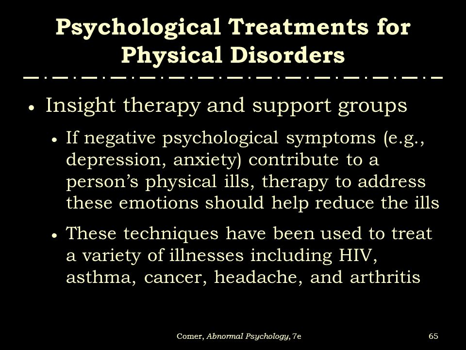 psychological treatments for depression Treatments for depression for d (disorders) for ocr psychology health and clinical psychology.