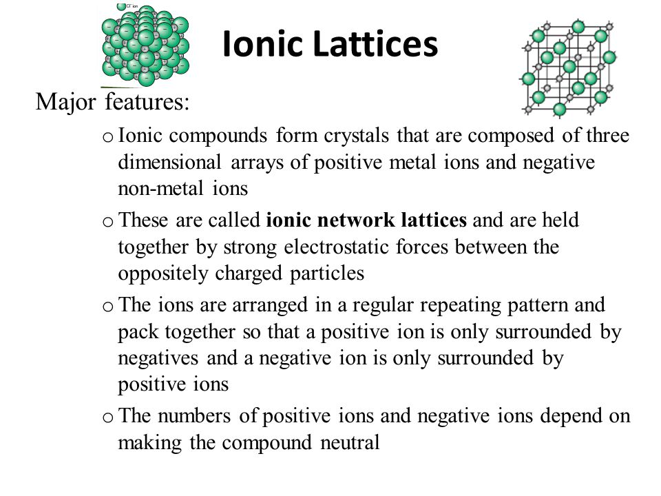 Chapter 6 Ionic Bonds. - ppt download