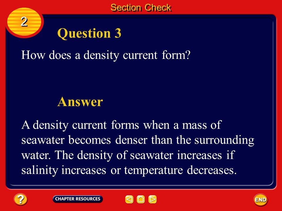 Chapter: Ocean Motion Section 1: Ocean Water Section 2: Ocean ...