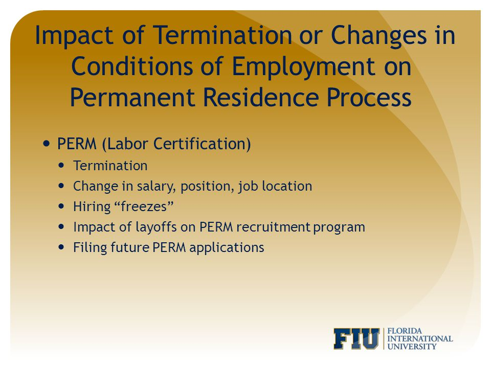 Perm Labor Application Statusrm Supervised Recruitment By Dol