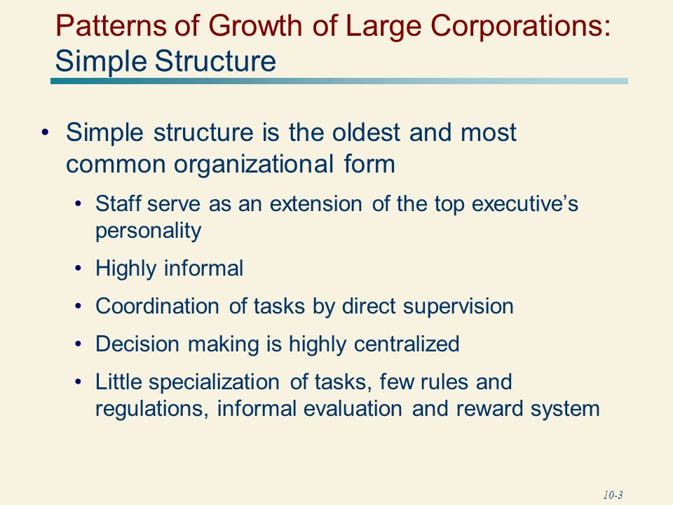 Creating Effective Organizational Designs  Ppt Download