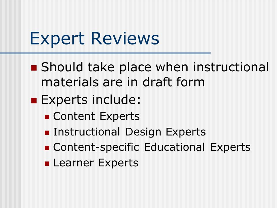 examples of instructional design principles