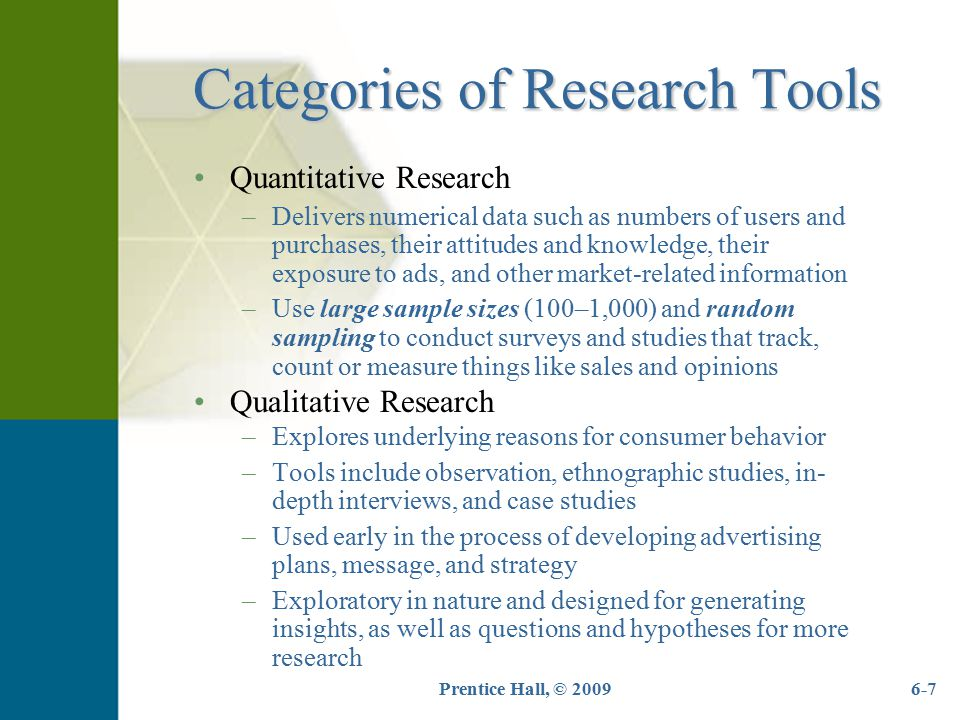 quantitative tools for research Explore the latest articles, projects, and questions and answers in quantitative tools, and find quantitative tools experts.