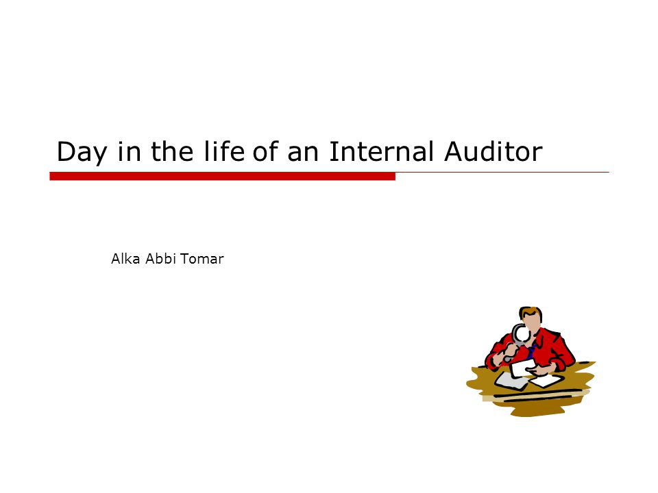 how to become an internal auditor