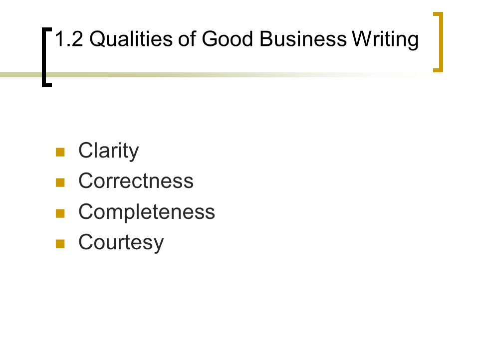 qualities of good writing How do you write a good college application essay what are the qualities of a what are the qualities of a good essay how do i get good at writing college.