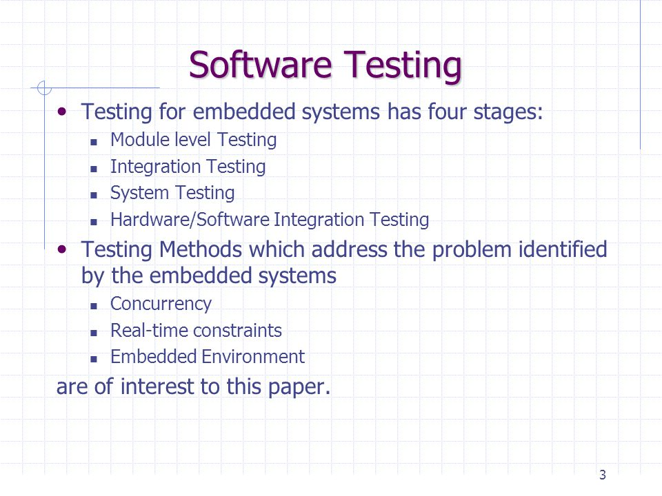 Research Papers On Embedded Systems