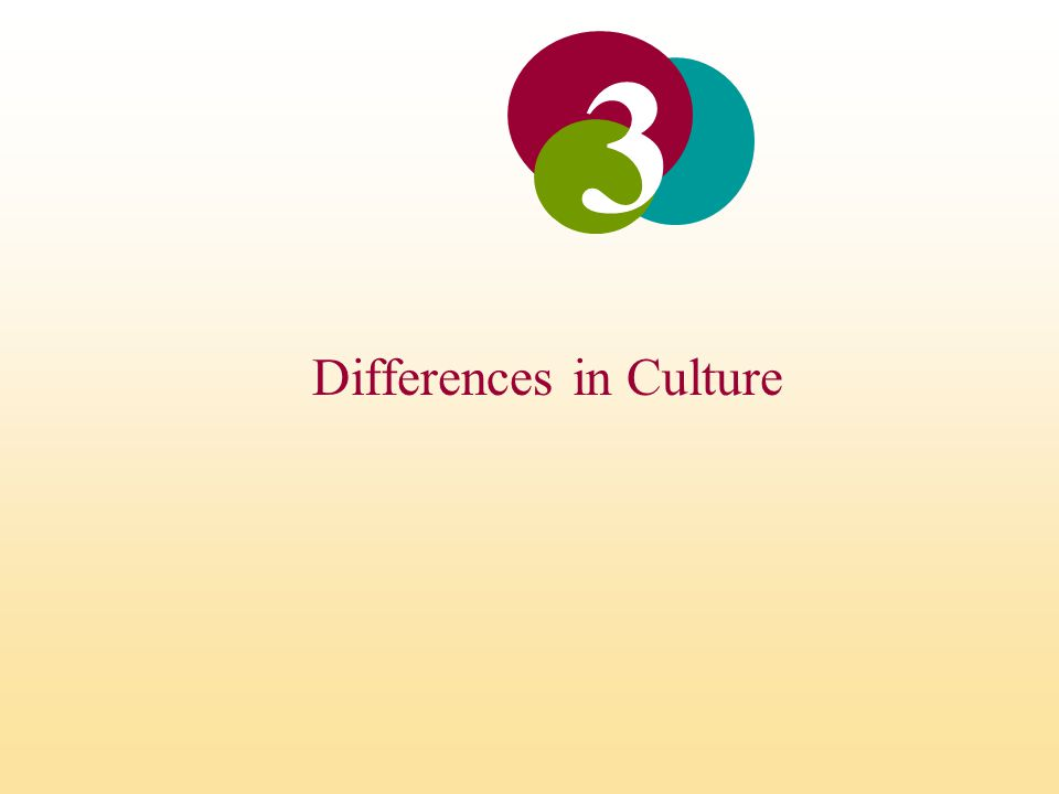 the effects of cultural differences in The effects of cultural diversity in the in the workplace the effects of cultural diversity take understanding that cultural differences exist.