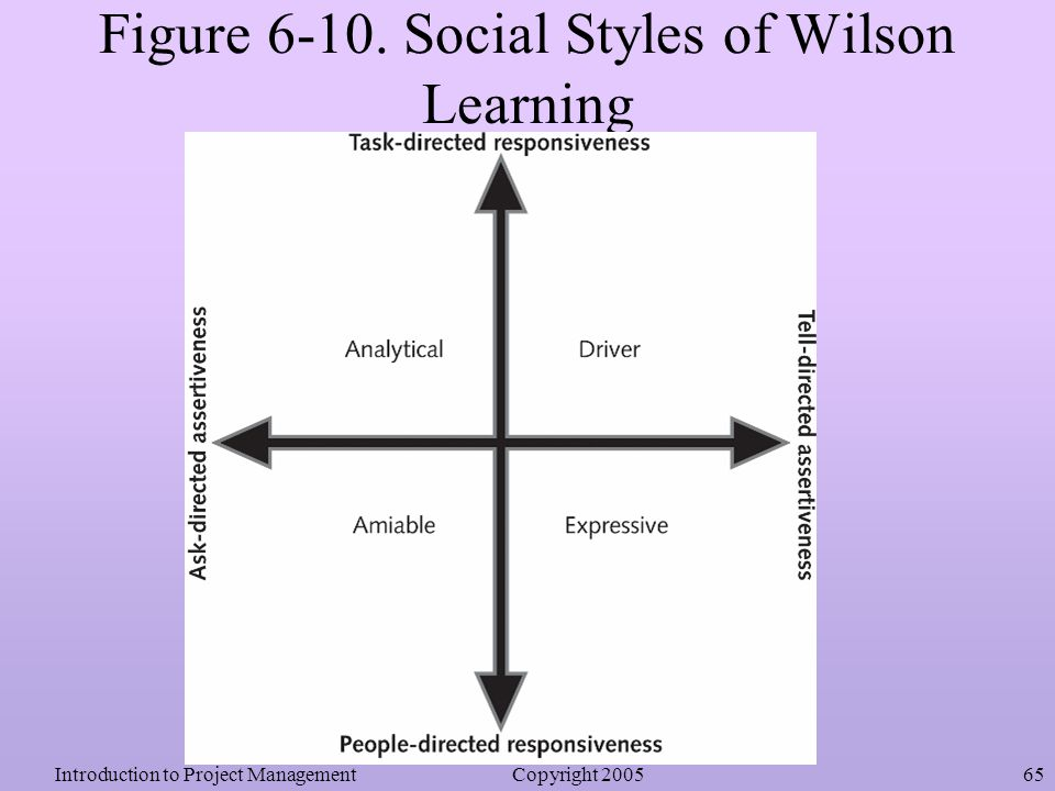 Social Styles Wilson Learning Related Keywords & Suggestions
