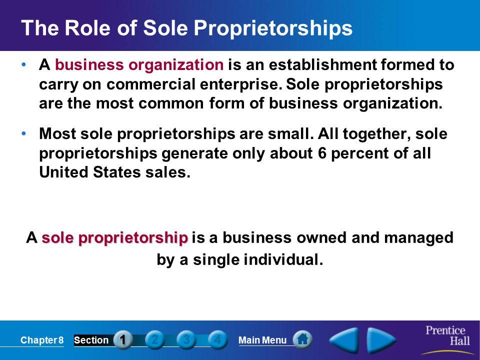 advantages of a sole proprietorship business essay Accounting: business law and sole proprietorship essay advantages and disadvantages of a sole proprietorship according to nytimes (2012) sole proprietorship is the.