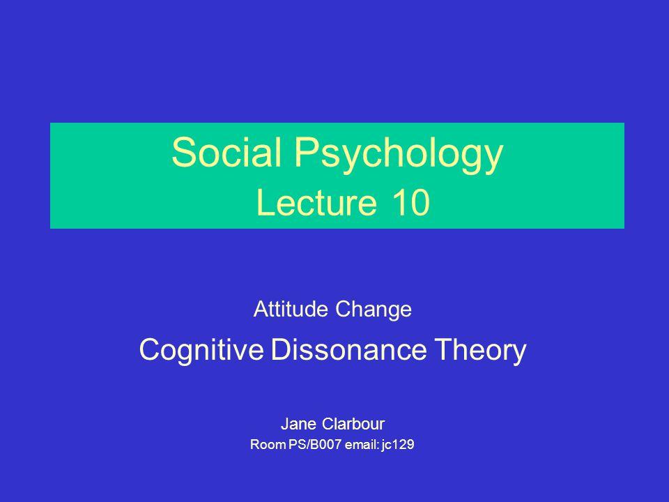Social Psychology Essays
