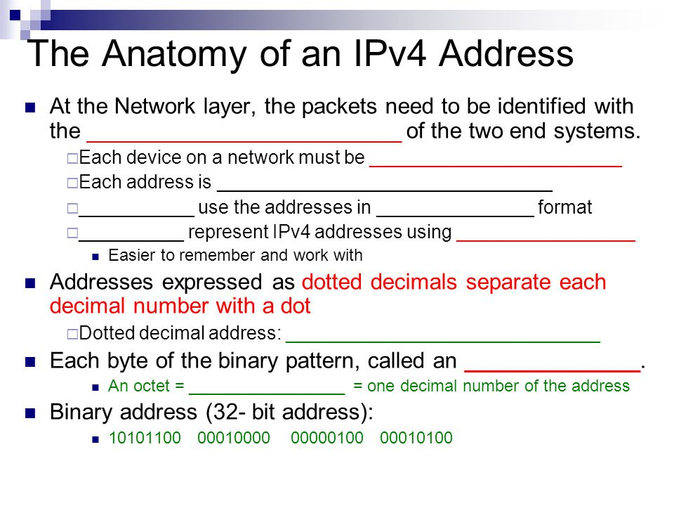 Anatomy of ip address 346937 - follow4more.info