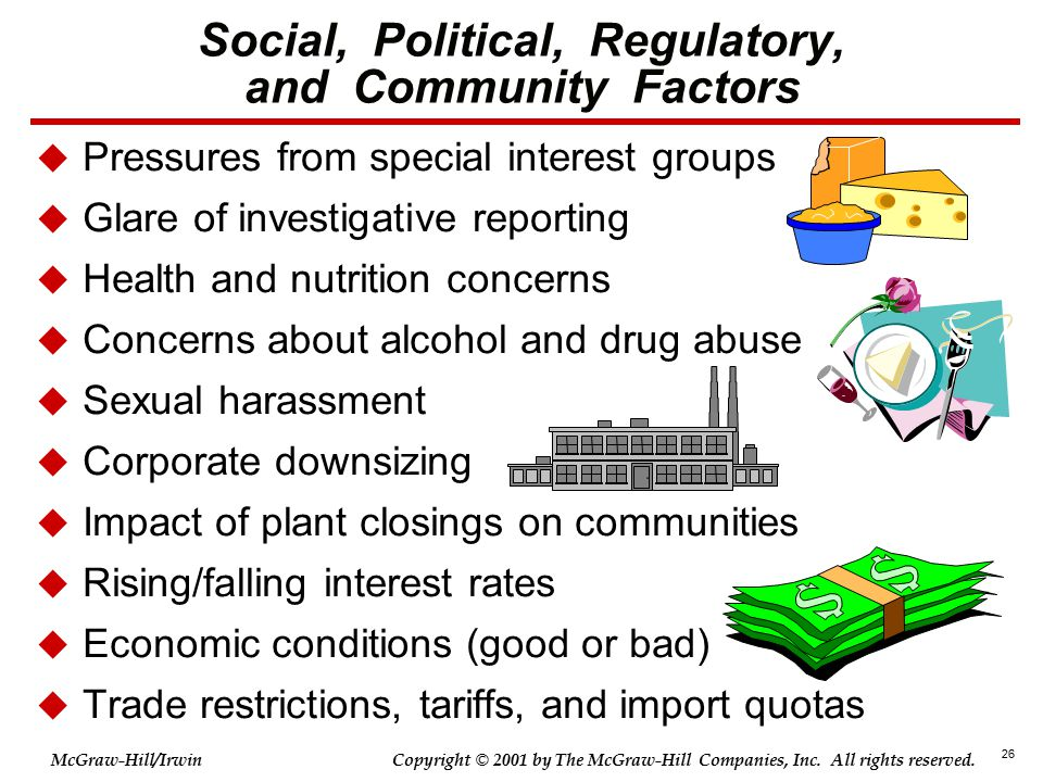 social economic and political factors of crime The impact of political, economic, and cultural forces  the social and educational factors contributing to  crime, delin-quency, drug trafficking, .