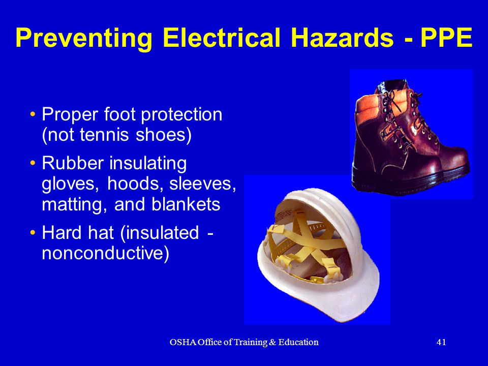 Electrical Safety Construction Ppt Download