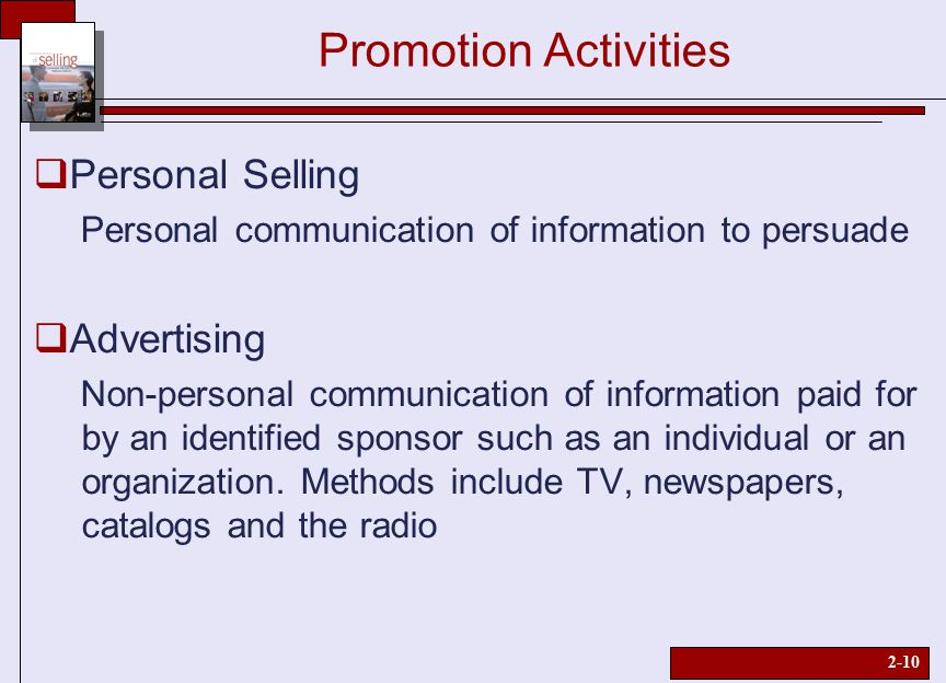 advertising is the non personal communication of information marketing essay Marketing and advertising both aim to put your product in the hands of more customers -- but that doesn't mean they're the same thing.