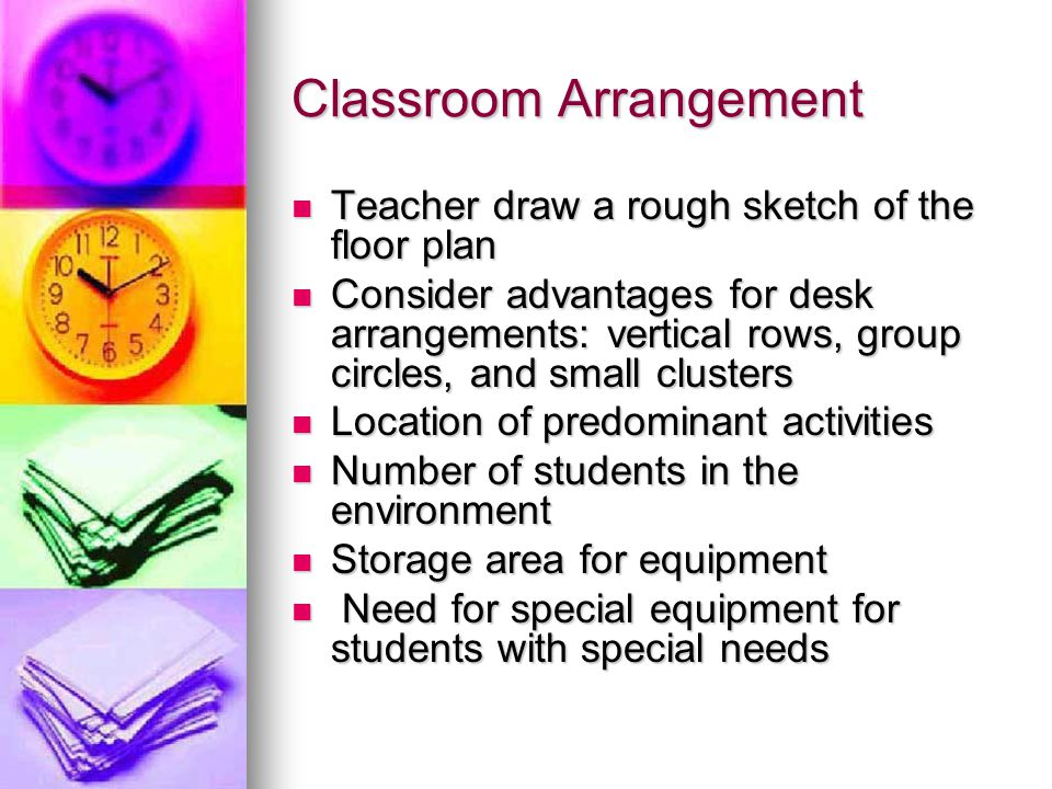 Classroom Design For Special Needs Students : Planning and organizing instruction ppt video online