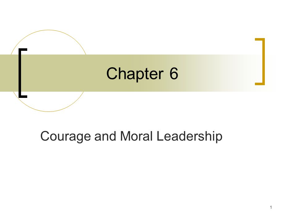 courage and moral leadership The majority of discussions about servant leadership center around a calling, listening, empathy, emotional intelligence, character, leading with moral authority and putting other people first in a leader's practices.