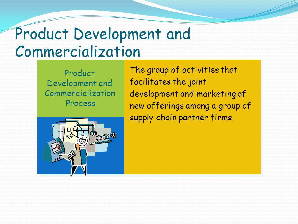 Product Development and Commercialization