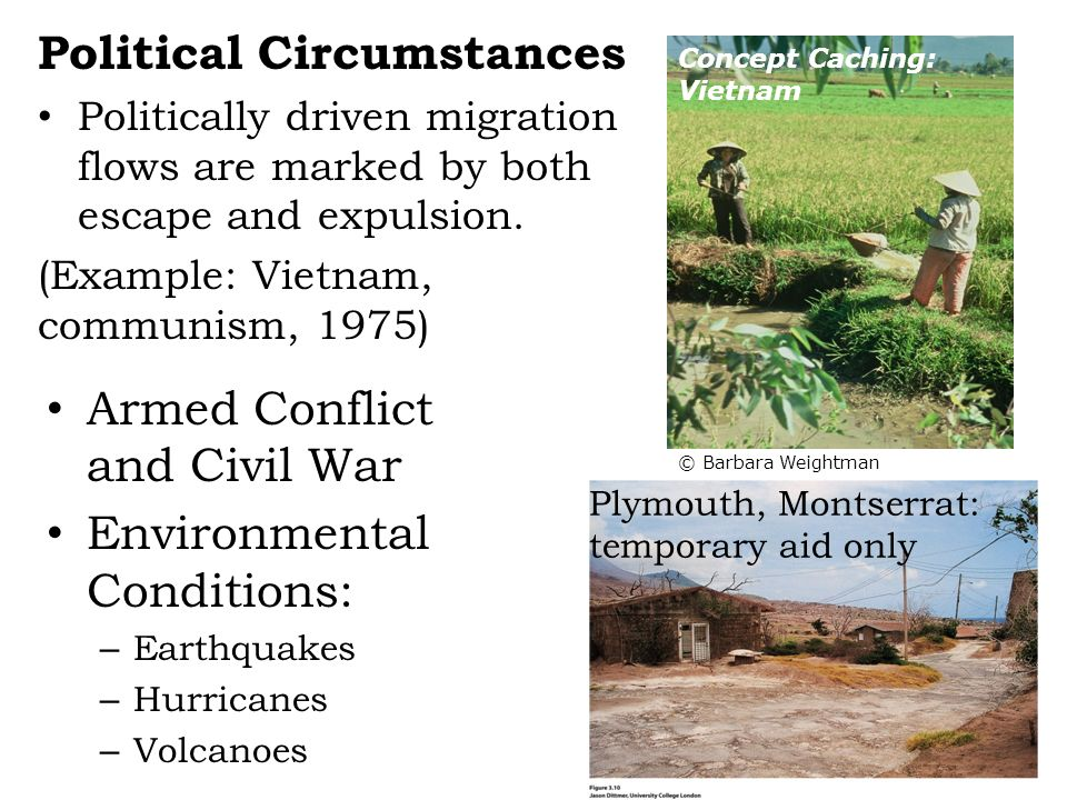 Political Circumstances