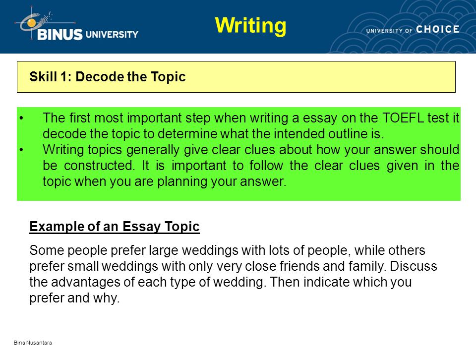 toefl essay about friendship