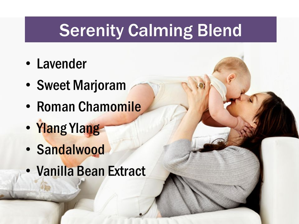 Serenity Calming Blend