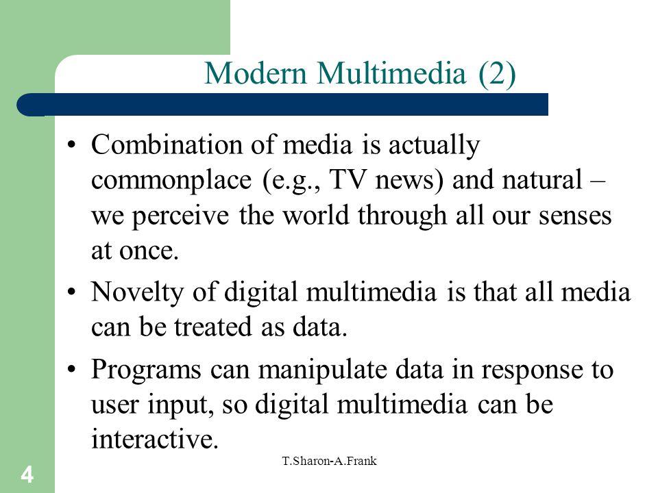 Modern Multimedia (2)