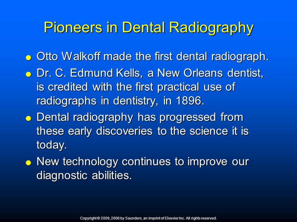 Foundations Of Radiography Radiographic Equipment And