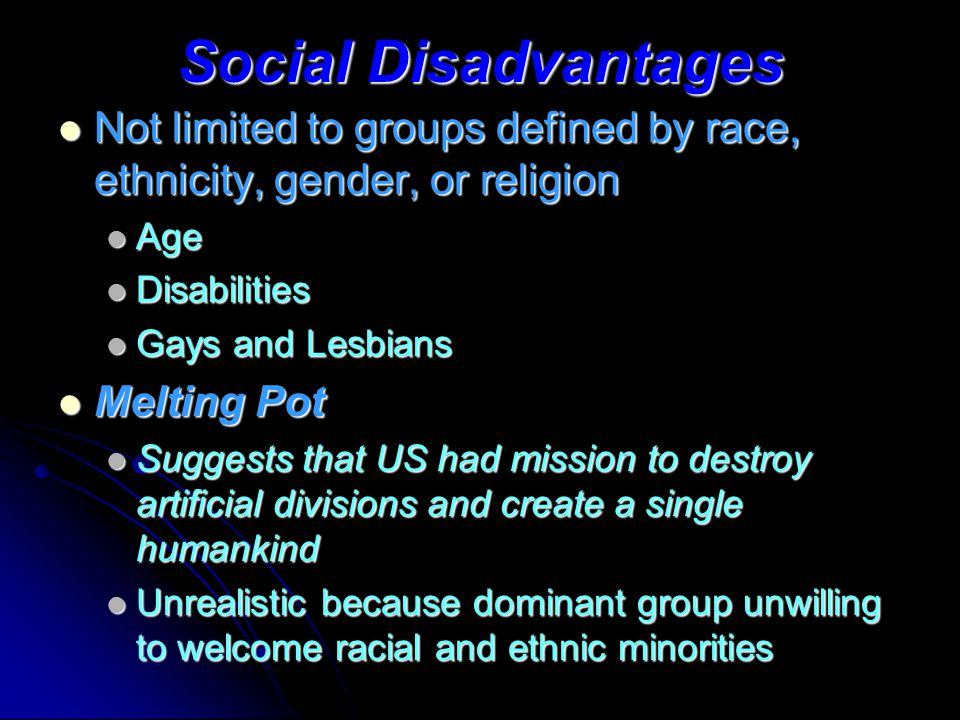 the racial ethnic cultural gender or other social categories or groups What are some examples of social categories besides race, gender, ethnicity, nationality and income  other key dimensions which sociologists use to .